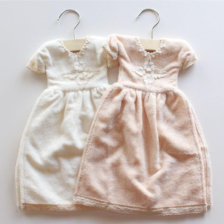 ドレスタオル ドレス型タオル タオル プレゼント 出産祝い セレブ