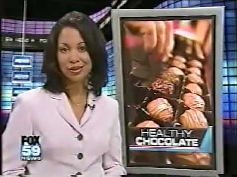 Its in the news everywhere now!  I do have to eat it everyday for my MOOD! What a Pick Me UP!