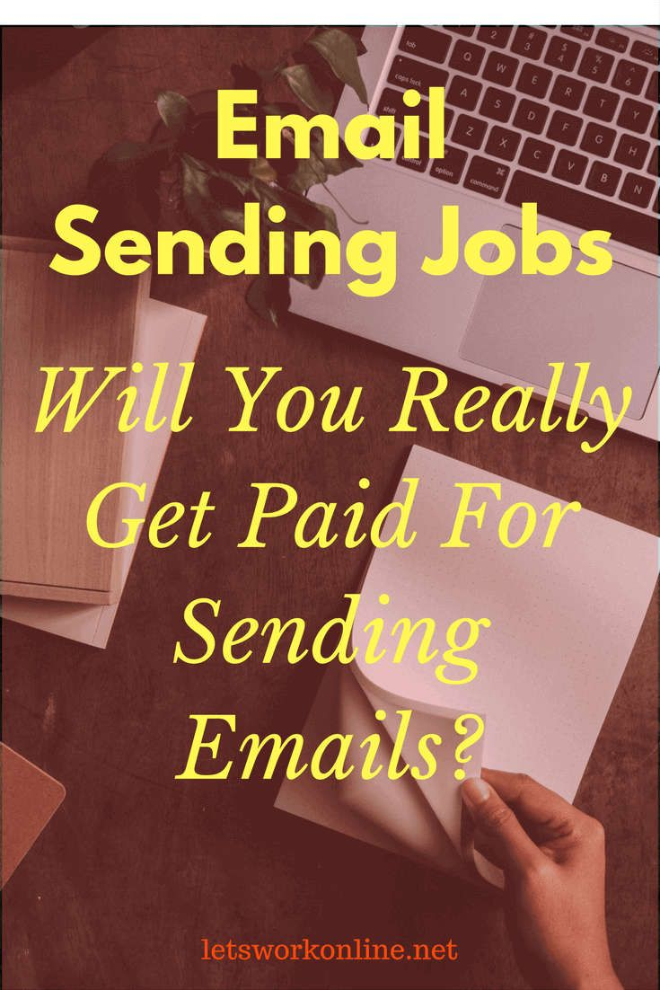 Email Sending Jobs make some impressive income claims and offer some work from home jobs. But can you get paid for sending emails as they say? It's not as easy as it seems, find out more in my review.