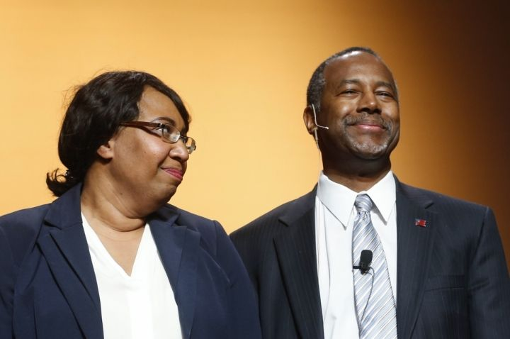 Candy Carson — wife of GOP 2016 hopeful Dr. Ben Carson, mother of three sons, and grandmother of two — is the anti-Michelle Obama. She's a quiet but confident ray of sunshine: down-to-earth, devoutly Christian and proudly patriotic.…
