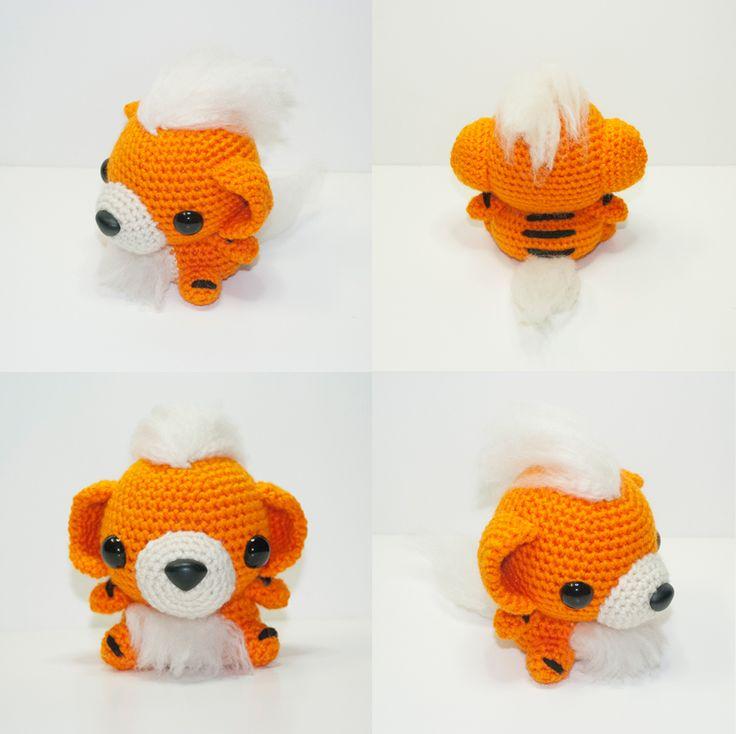 182 best Pokemon crochet images on Pinterest | Crochet patterns ...