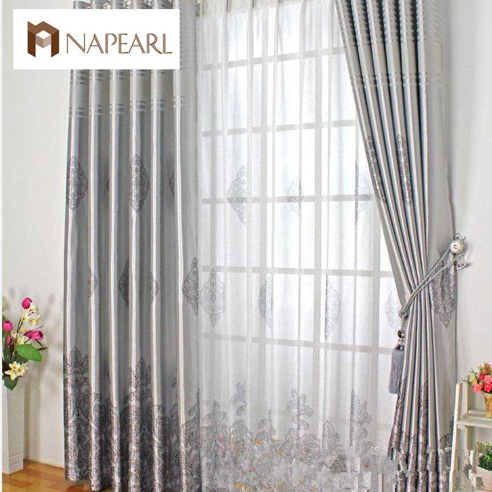 cheap alambre negro tela cortina del dormitorio cortinas opacas compro calidad cortinas de