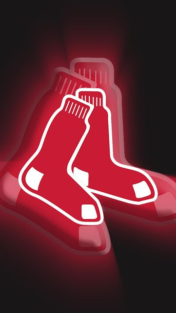 1000 images about boston red sox themes on pinterest - Red sox iphone background ...