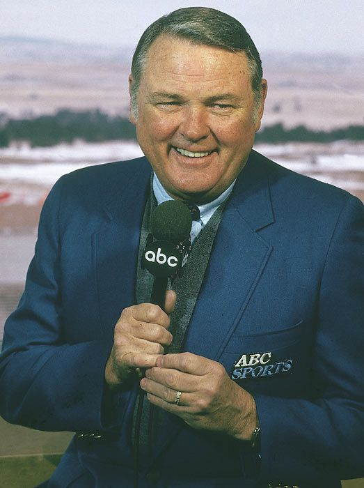 Image result for ernie harwell and keith jackson