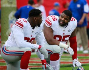 Damon Harrison pushes for Giants to re-sign Jason Pierre-Paul, Johnathan Hankins | Giants Wire