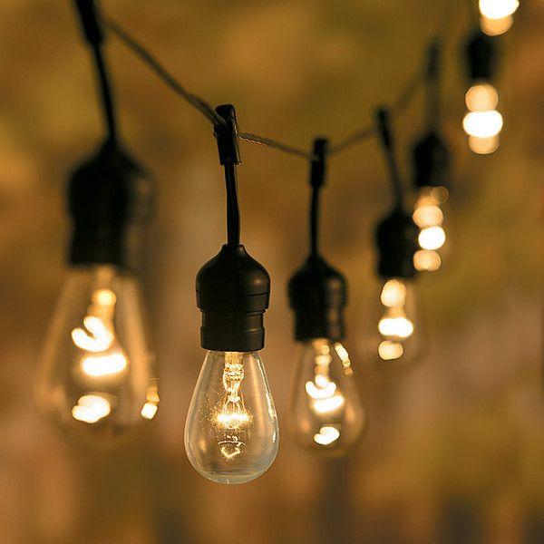 Best 25+ Patio String Lights Ideas On Pinterest | Patio Lighting, Outdoor  Pole Lights And String Lights Deck