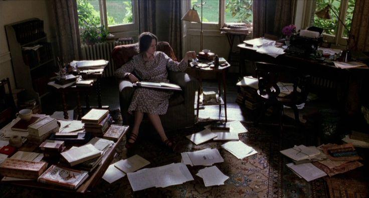 Writing a novel // The Hours // Daldry