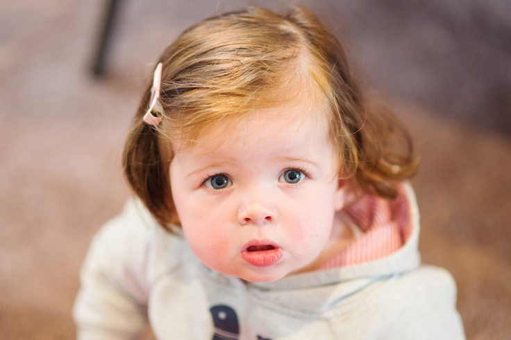 Our little doll Trixie about to get ready for Mummy and Daddy's BIG day.
