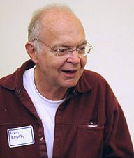 Donald Knuth (born January 10, 1938) is an American computer scientist, mathematician, and professor emeritus at Stanford University.