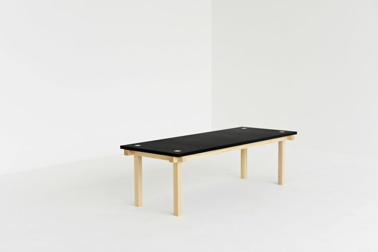 Knot Low Table. 121 x 47 cm. #mwa #makerswithagendas #mwadesign #agendadrivendesign #mwagram #nomadicliving #minimallogistics