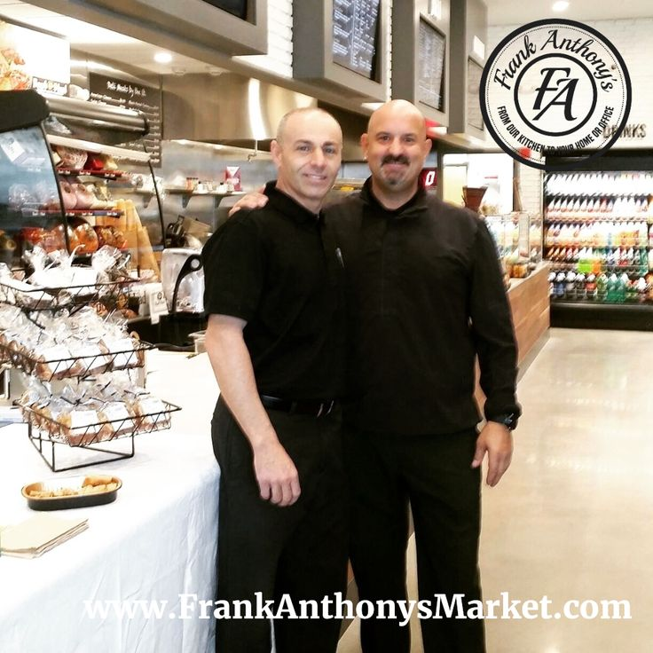 Family-owned and community focused, Frank Anthony's staff go above and beyond to ensure that our customers are happy, satisfied, respected and treated professionally! Order Online, Visit or Call  @ www.frankanthonysmarket.com  #Boston #Seaport #BostonSeaport #Fanpier #Catering #Caterer #Seaportdistrict #Breakfast #Lunch #Dinner #Italian