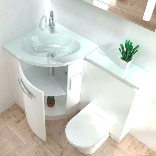 Built In Sink And Vanity Unit Home Decor Design Corner Sink Bathroom Small Bathroom Sinks Bathroom Sink Vanity Units
