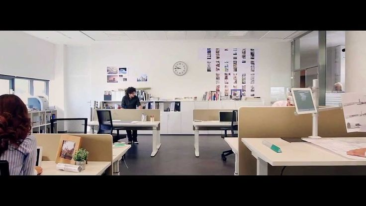 Mobility, the architects' desk