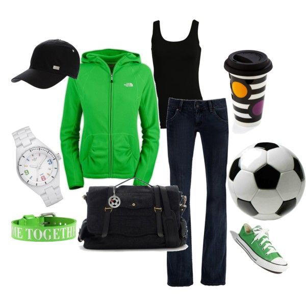 No, this really IS me...I made it myself!  My first Polyvore set! :)