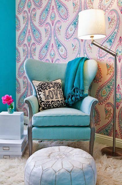 Organize sem frescuras!: Como decorar a sala gastando pouco
