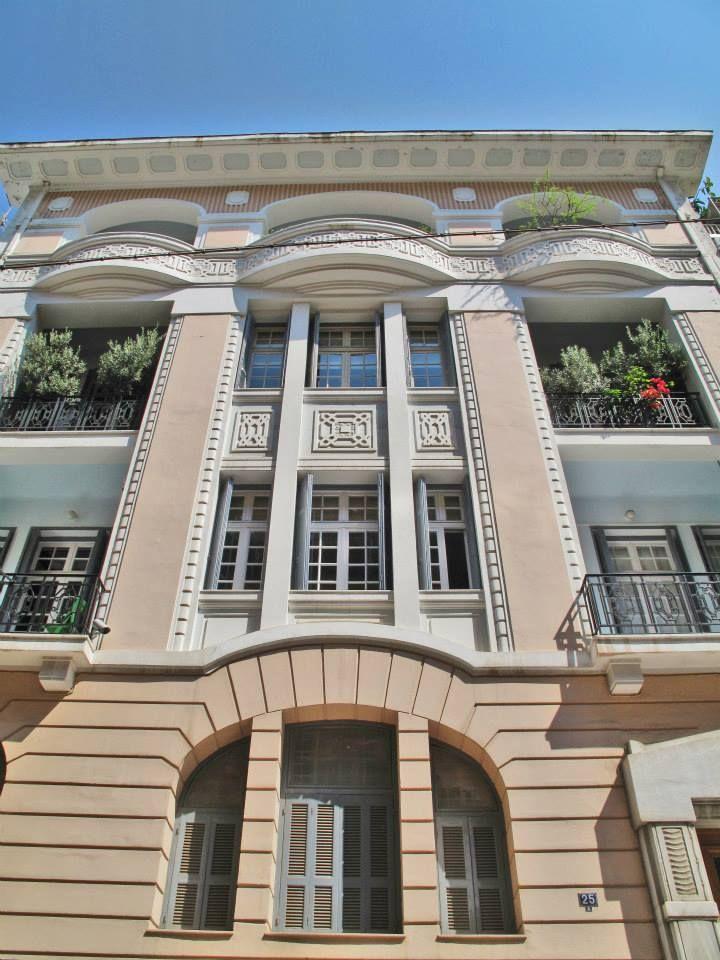 Alopekis Str., Kolonaki, Athens http://www.house2book.com
