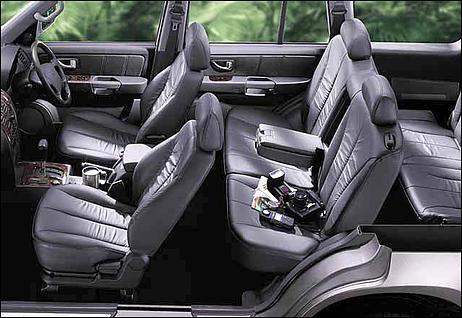 Hyundai Terracan 4WD