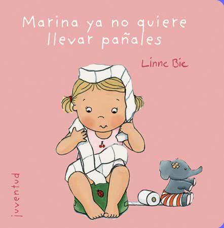Cuento: Marina no quiere llevar pañales