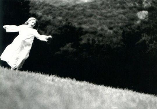 L'àngel (1995) by Evgen Bavcar