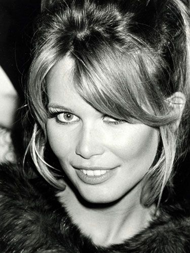 100 of everyone's fave '90s supermodels in their glory days: Claudia Schiffer