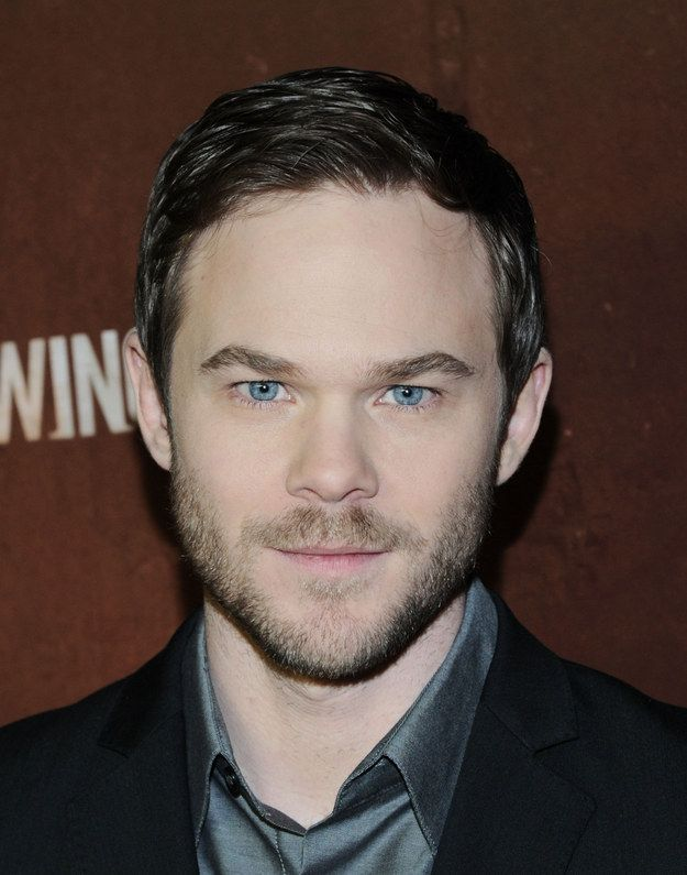 And he's got smouldering blue eyes. | Let's Take A Minute To Appreciate Shawn Ashmore