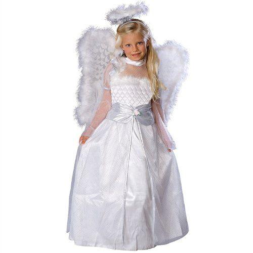 16 best Willow\u0027s Nativity Angel images on Pinterest Angel costumes - angel halloween costume ideas