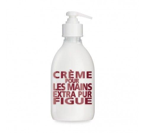 Crema de Maini Figue #cremademaini #smochine #cosmetice #compagniedeprovence #cadourifemei #cadouri