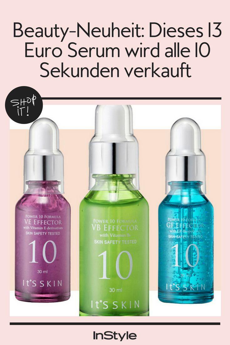 Beauty-Neuheit: Dieses 13 Euro Serum wird alle 10 Sekunden verkauft – hier kannst du es shoppen