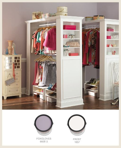 make your closet resemble a store                                                                                                                                                                                 More