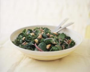Spinach and watercress salad - Jonelle Weaver/Taxi/Getty Images