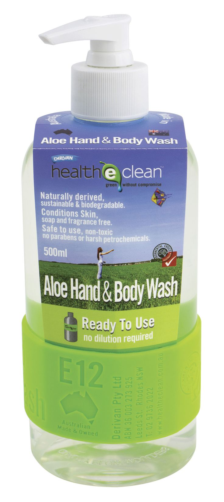 Aloe Hand and Body Soap