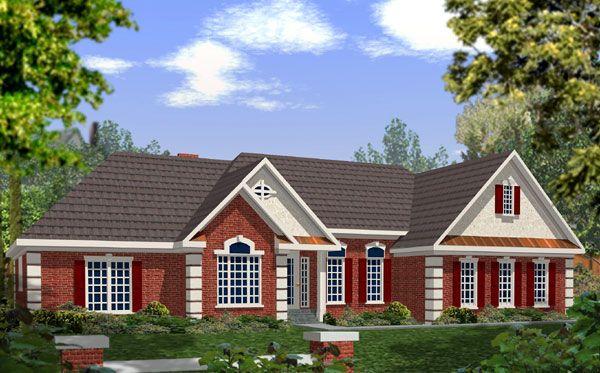 House Plan chp-17857 at COOLhouseplans.com