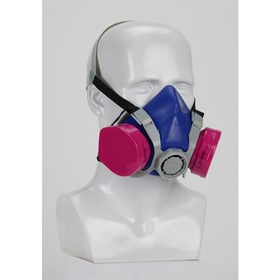 Safety Works Toxic Dust Respirator