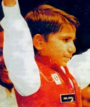 Iqbal Masih - former child slave