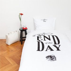 End Of The Day Bed Linen 140x200