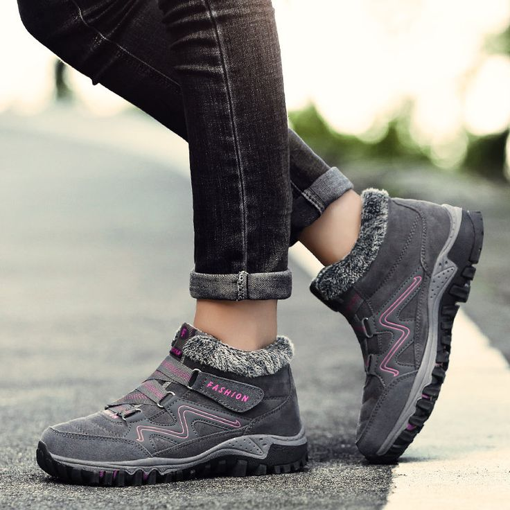 Large Size Non Slip Casual Boots