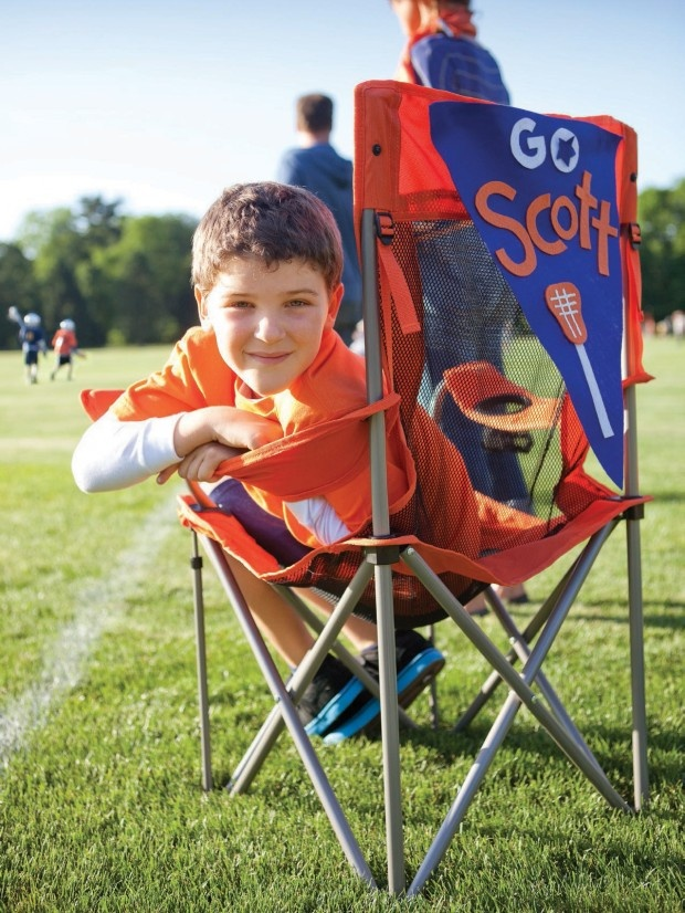 kids sports - removable chair pennant