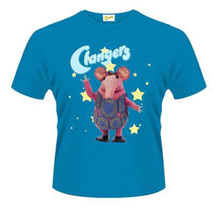 The Clangers official t-shirt get here http://ebay.eu/1T31X7H