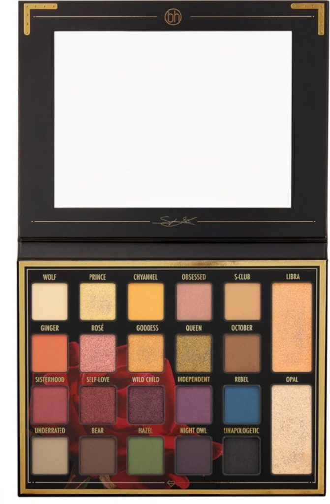 Hot New Eyeshadow And Makeup Palettes For Spring 2019 Bh