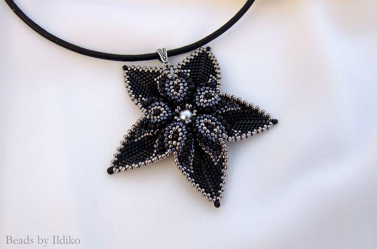 Eridhan's Desert Rose pendant