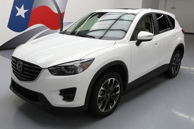Nice Awesome 2016 Mazda CX-5 Grand Touring Sport Utility 4-Door 2016 MAZDA CX-5 GRAND TOURING SUNROOF NAV LEATHER 18K #703747 Texas Direct Auto 2017 2018