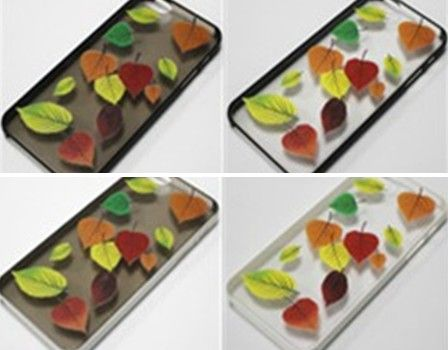 iPhone5s relief leaves case