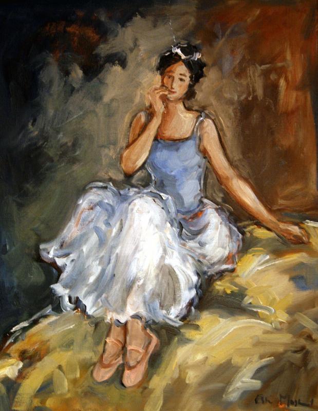 Este_Mostert_Resting_Ballerina