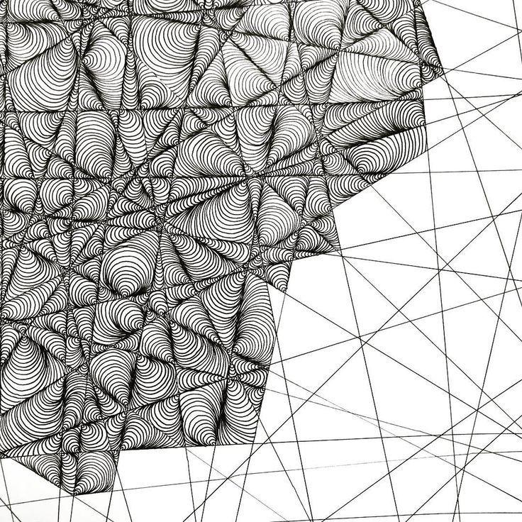 #doodle #doodling #drawing #teckning #pattern #mö…