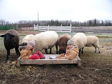 Winners Announced in National Farm Photo Contest Category 4 - Farm Faces Photo by Kim Jo Bliss