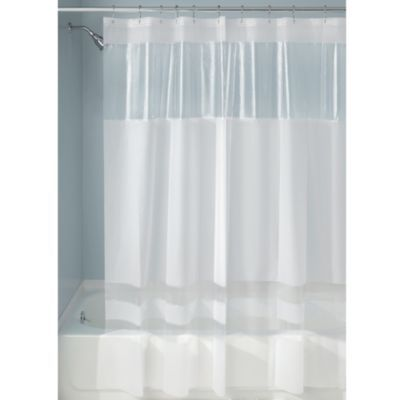 Hitchcock Rugby 72 Inch X Shower Curtain In Frost