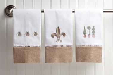 Guest Bathroom With Linen Towels Hand For Your Modern