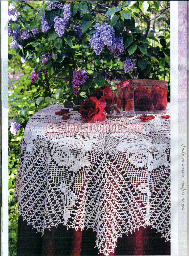 crochet and knit patterns Journal Jurnal Zhurnal MOD 609 book magazine May 2017