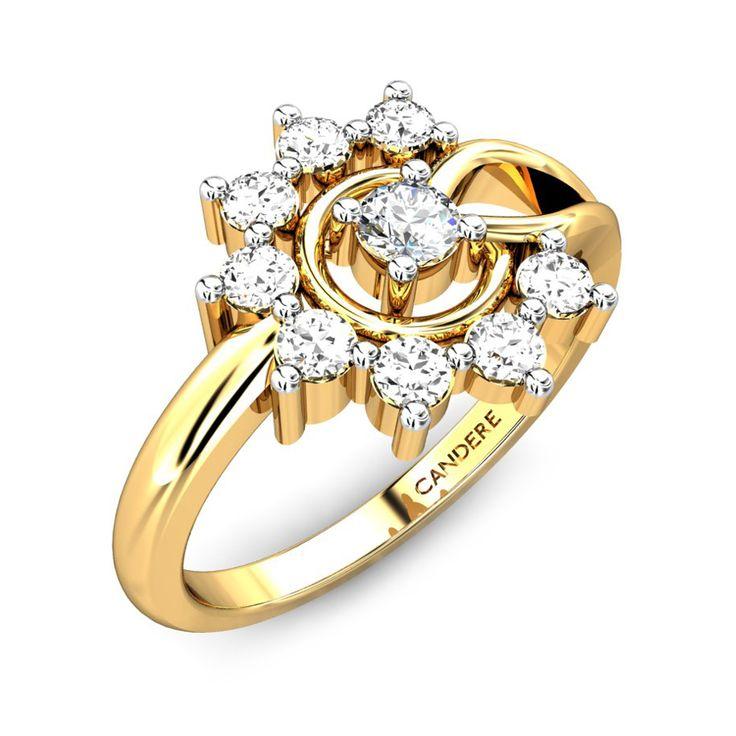Alejandra Diamond Ring