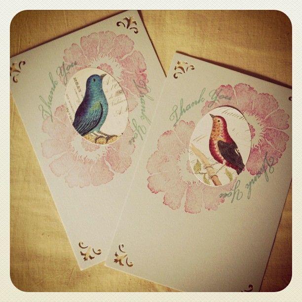 DIY card by AYANO TACHIHARA Wedding Design
